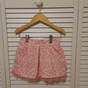 Gymboree corduroy skirt